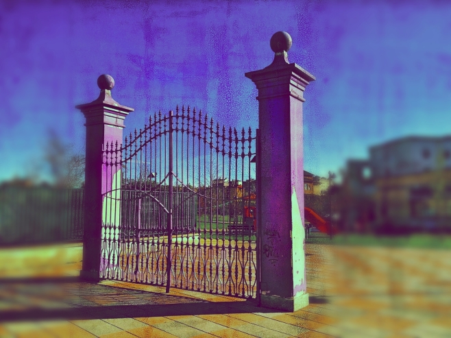Gated