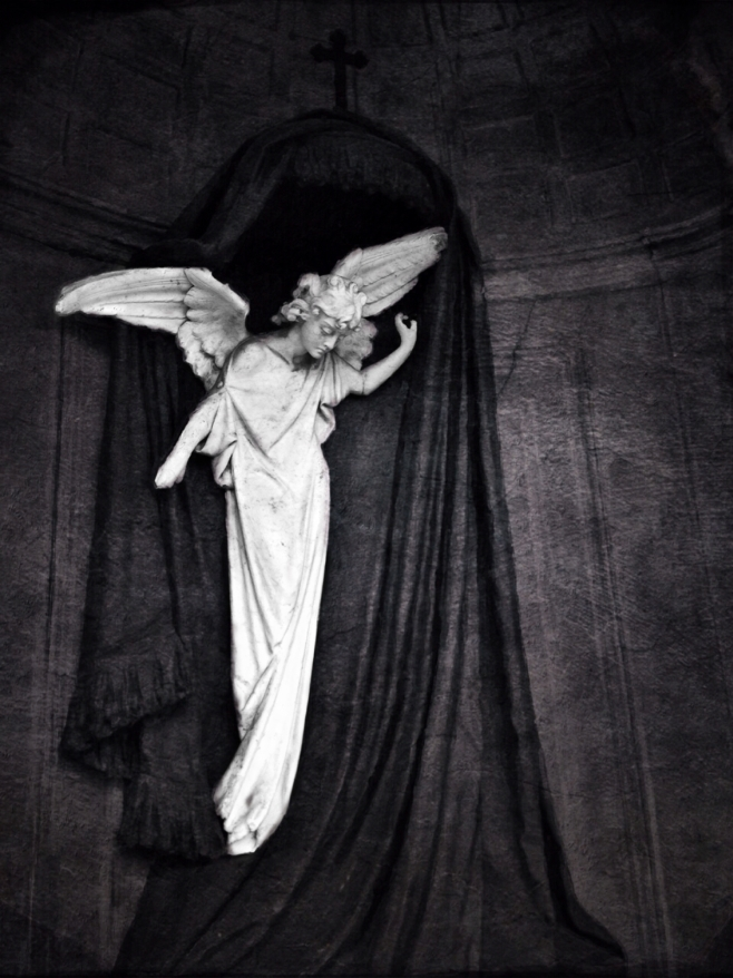 Angel of grief