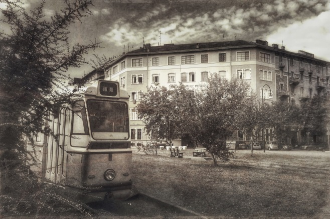 The ghost tram